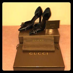 Gucci High Heels W/ Original Contents